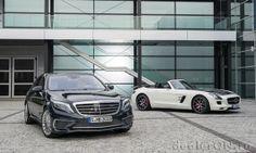 Mercedes SLS AMG Final Edition / Мерседес SLS AMG Финальный Выпуск
