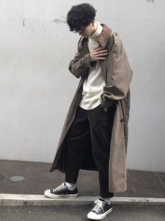 15 more japanese minimalist fashion men! Stylish Mens Haircuts, Stylish Mens Outfits, Korean Outfits, Mode Outfits, Fashion Outfits, Japanese Outfits, Looks Style, Looks Cool, Stylish Men Over 50
