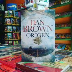 Recomendamos #Origen el nuevo #Bestsellers de Dan Brown