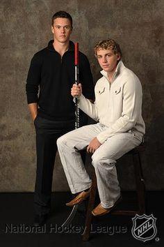 Chicago Blackhawks - Jonathan Toews & Patrick Kane