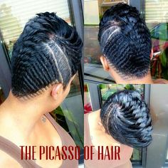 The Picasso of hair Chicago