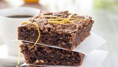 Brownies er altid et hit - men endnu bedre med appelsin!