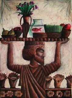 Persian Nowruz Art