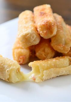 Fried Pepper Jack Sticks