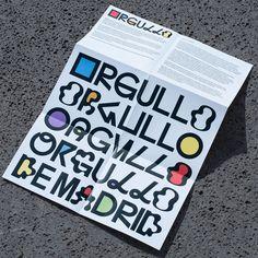 En lo más fffres.co: Koln Studio celebra la diversidad con tipografía: Dejando de lado la bandera arcoíris, este estudio de diseño…