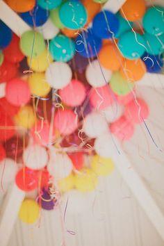 Pretty - balloons