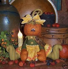 primitive dolls - Bing Images. Love it
