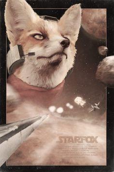 The scifi movie i want by ~Orioto on deviantART, Starfox