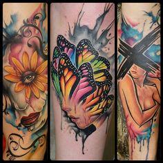 Paul Vander-Johnson Tattoo