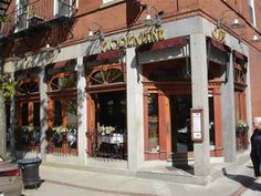 Florentine Cafe, Boston (North End, Hanover Street)