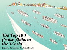 Click through Condé Nast Traveler's comprehensive guide to the best cruise ships in 2012, containing details, photos, and ratings for each ship. From Royal Caribbean and Disney to Princess and Celebrity, our 2012 cruise poll lists them all–the best cruise ships in the world.
