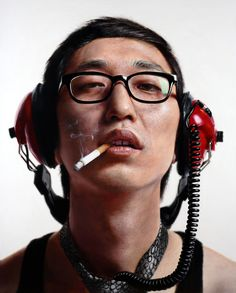 los extraños retratos de kang kang hoon