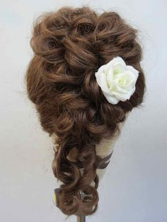 Late Victorian Hairstyle Modern victorian hairstyles