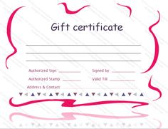 Diy gift certificates template google search yoga pinterest printable certificate templates 52 free printable certificate template examples in pdf word free printable camping certificate templates graduation gift yelopaper Image collections