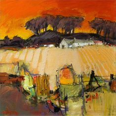 Charles Anderson. Great texture and color