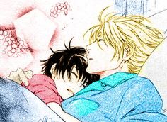 Haru X Ren | Super Lovers