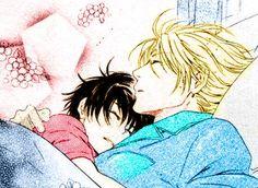 Haru X Ren | Super Lovers