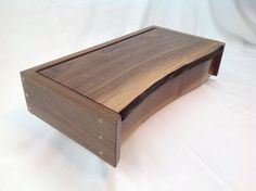 Walnut Twist - by Bobsboxes @ LumberJocks.com ~ woodworking community