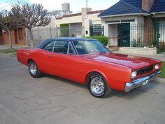 1970 Dodge GTX V8