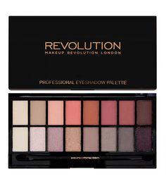 Makeup Revolution - Palette di ombretti - New-Trals vs Neutrals