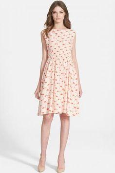 kate spade new york 'flamingo blaire' dress $ 261.08