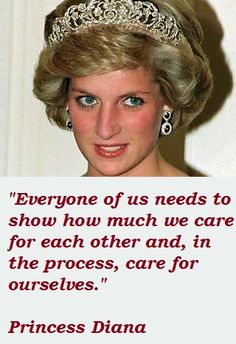 lady diana's quotes