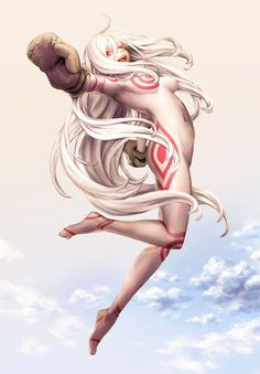 - Deadman Wonderland - Shiro