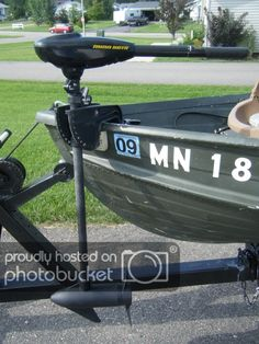 Kayak Accessories Homemade {Transom mount trolling motor converted to bow mount trolling motor Page: 1 - iboats Boating Forums 353236 Bow Mount Trolling Motor, Aluminum Fishing Boats, Aluminum Boat, Kayak Equipment, Boat Pics, John Boats, Boat Restoration, Bass Boat