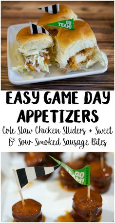 Looking for delicious but easy game day recipes? These two appetizers take just minutes to prepare and can serve a whole crowd of football fans! #ClubTysonFFL @SamsClub #ad