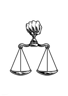 Web Stock Photo by Rawpixel Lawyer Tattoo, Lawyer Logo, Scales Of Justice Tattoo, Law Icon, Libra Art, Scale Tattoo, Libra Tattoo, Lady Justice, Free Hand Drawing