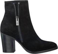 Zwarte Via Vai Korte laarzen 4716056
