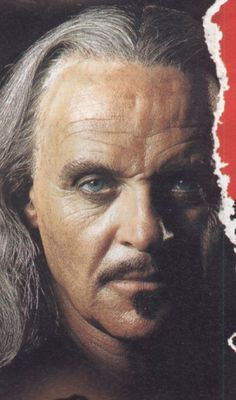 Sir Philip Anthony Hopkins as Don Diego de la Vega / Zorro in The Mask of Zorro (1997)