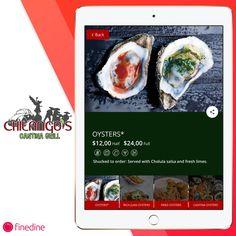 Chilango's Cantina Grill serves amazing #mexicanfood and #seafood in Michigan with @FineDineMenu 🌮🍸🍹 #ipadmenu #tabletmenu #digitalmenu #emenu #menucard #menucards #menudesign #restaurants #restauranttech #restaurantmenu #foodporn #delicious #yummy #texmex #mexicancocktail