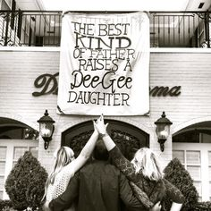 Delta Gamma ~ Alpha Iota Chapter ~ Dad's Day!  submitted by: lindsayland