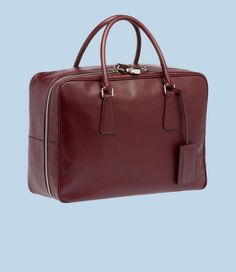Prada weekender.   I just want to rub my face on it.