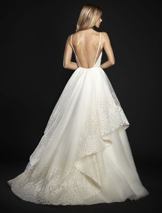 Bridal Gowns and Wedding Dresses by JLM Couture - Style 6702 Hollace