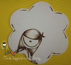 Tarjeta en pirograbado Detalles de amor Ideas Para Fiestas, Origami, Diy And Crafts, Doodles, Love You, Clip Art, Journal, Country, Drawings