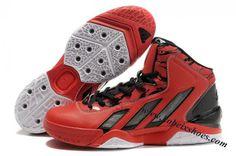 397b69470932 Adidas Power Howard 3 Red Black White Adidas Basketball Shoes