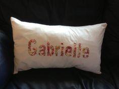 Gabrielle Cushion - https://www.facebook.com/leannemilesdesign