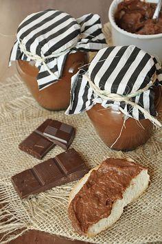 Krem gruszkowo-czekoladowy z nutą chili