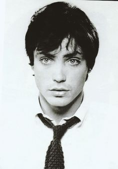 Udo Kier, making woolly ties sexy, although to be fair, Udo makes everything sexy!