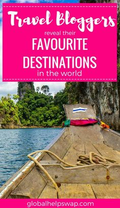 Travel inspiration for your next vacation. Wanderlust inducing ideas from top travel bloggers. Travel destinations, tips, ideas, guides, advice. #travel #wanderlust #love