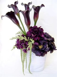 Images Of Silk Calla Lilies