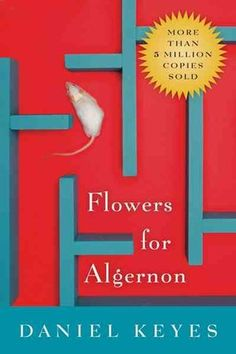42 best books images on pinterest books to read libros and book flowers for algernon fandeluxe Image collections
