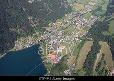 #Flightseeing #Tour #Carinthia #Lake #Brennsee #FeldamSee #BirdsEye #View @alamy #alamy #ktr15 @carinzia #nature #landscape #hiking #summer #spring #season #austria #carinthia #vacation #holidays #travel #sightseeing #leisure #mountains #bluesky #beautiful #active #sport #view #viewpoint #stock #photo