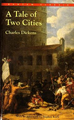 A Tale of Two Cities, Charles Dickens: Anything with Dickens name attached to it is going to be good.  When you read this book, you will want a pencil and make notes; alot of characters and connecting dots, but it will keep you flipping pages!