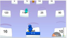 A free app for practicing multiplication facts- free through February!