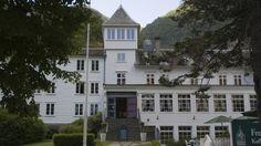 Fretheim Hotel i Flåm vart grunnlagt i 1894. Foto: Merete Husmo Høidal, NRK.