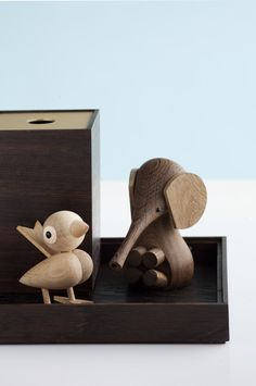 Have you met our Scandinavian wooden animals?  Read our blog this week to fall in love #luciekaas