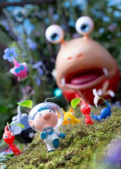 Pikmin 3 is great. The game was challenging, innovative, and very fluid. I'm sad the adventure is over! I will always be a huge fan of any and all Pikmin games.